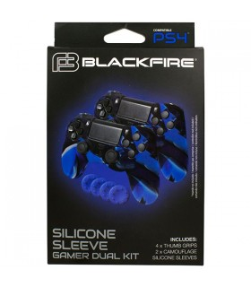 SILICONE SLEEVE GAMER DUAL...